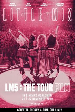 LITTLE MIX: LM5 – THE TOUR FILM (2020)